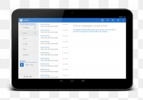 Window Opens - Android User Interface Design PNG