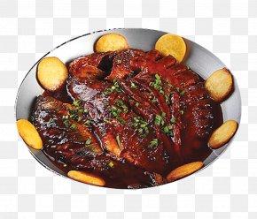 Wok Fish - Iron Stock Pot Wok Kitchenware PNG