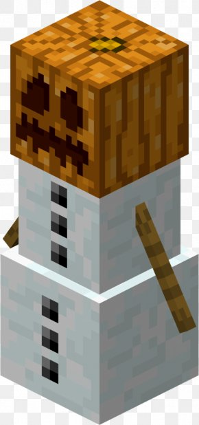 Ice Cube - Minecraft Mob Golem Snow Video Game PNG