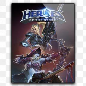 World Of Warcraft - Heroes Of The Storm Video Game Blizzard Entertainment World Of Warcraft BlizzCon PNG