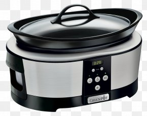Crockery - Slow Cookers Crock-Pot CSC025 Slow Cooker Timer PNG