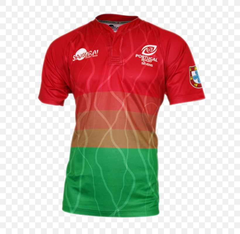 T-shirt Portugal National Rugby Sevens Team Portugal National Rugby Union Team Jersey Sportswear, PNG, 800x800px, Tshirt, Active Shirt, Clothing, Jersey, Kit Download Free