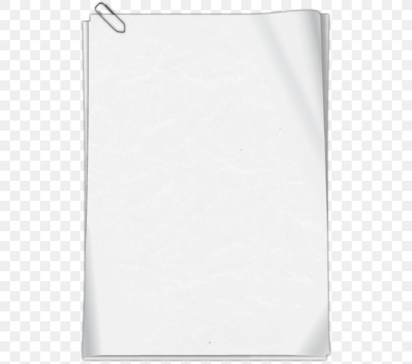 Paper White Black Rectangle, PNG, 508x725px, Paper, Black, Black And White, Material, Monochrome Download Free