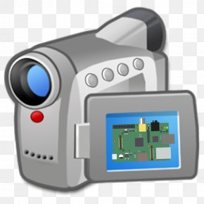 Video Camera Icon - Photographic Film Video Cameras PNG