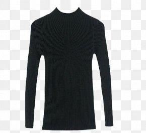 T-shirt - T-shirt Merino Sweater Sleeve PNG