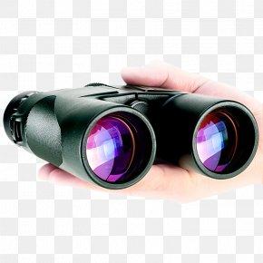 Hand Holding Binoculars - Binoculars Light Telescope Night Vision Monocular PNG