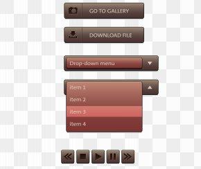 Advertising Web Design - Web Design Button Web Page PNG