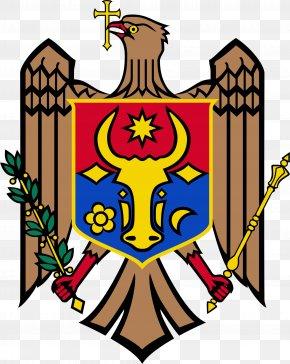 Usa Gerb - Flag Of Moldova Moldavian Soviet Socialist Republic Moldavian Autonomous Soviet Socialist Republic Coat Of Arms Of Moldova PNG