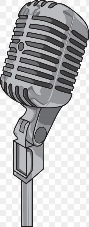 Mic - Microphone Sound Recording And Reproduction Podcast Audio PNG