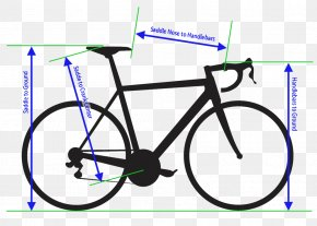 Bicycle - Bicycle Handlebars Cycling Bicycle Frames Road Bicycle PNG