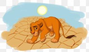 Lion - Lion Simba Drawing Sketch PNG