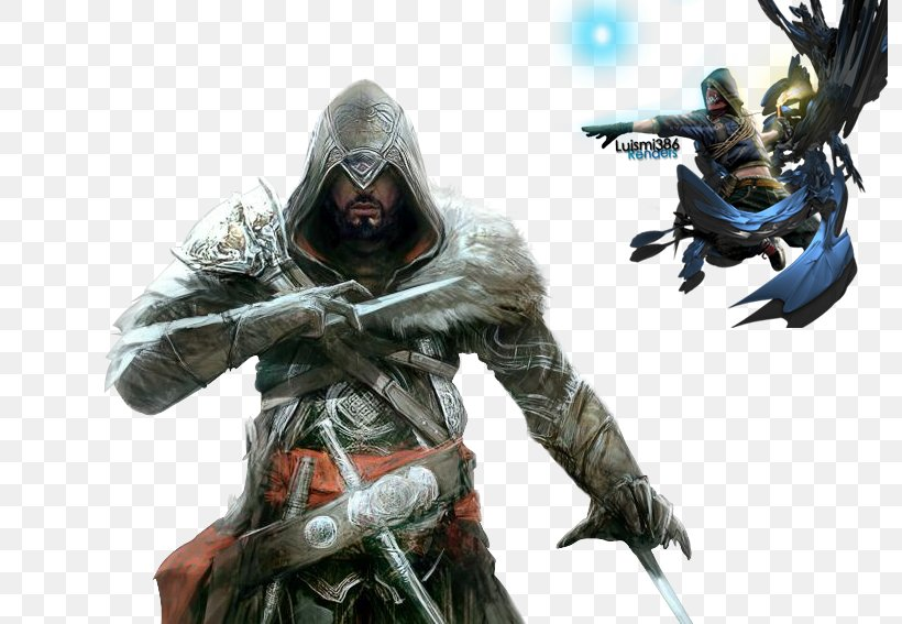 Assassin's Creed: Revelations Assassin's Creed III Ezio Auditore Assassin's Creed: Brotherhood, PNG, 794x567px, Ezio Auditore, Action Figure, Assassins, Fictional Character, Figurine Download Free