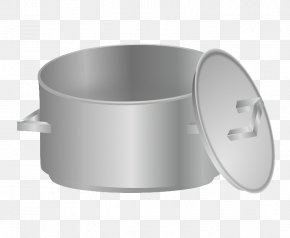Cartoon Cooker - Cookware And Bakeware Clay Pot Cooking Frying Pan Clip Art PNG