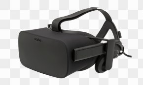 VR Headset - Oculus Rift Virtual Reality Headset PlayStation VR Samsung Gear VR HTC Vive PNG
