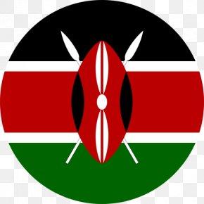 Flag - Flag Of Kenya National Flag Ee Mungu Nguvu Yetu PNG