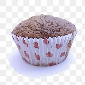 Cuisine Brown - Muffin Baking Cup Food Cupcake Baking PNG