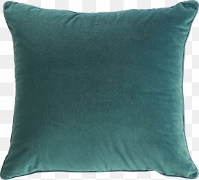 Pillow - Throw Pillow Down Feather Couch PNG