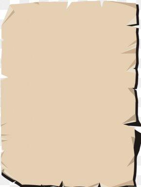 Torn Edges Paper - Paper Edge Material PNG