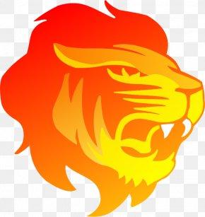 Lion - Lionhead Rabbit Logo Clip Art PNG