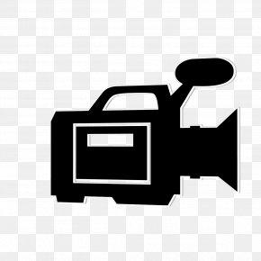 Camera Equipment - Photographic Film Video Cameras Clip Art PNG