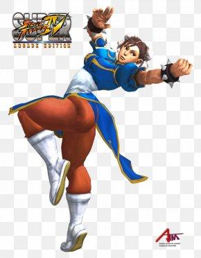Street Fighter - Super Street Fighter IV Chun-Li Fighting Game PNG