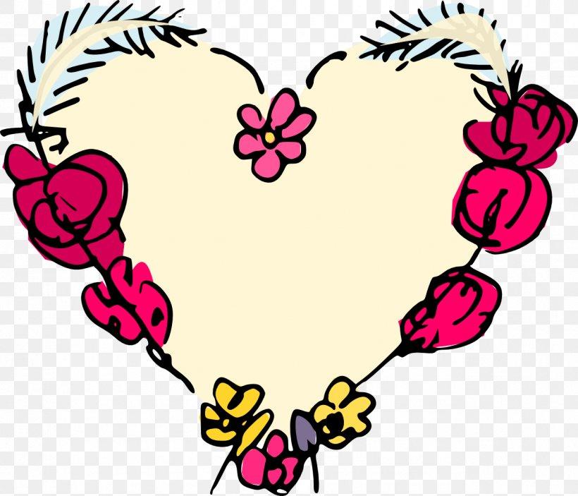 Paper Heart Digital Scrapbooking Clip Art Png 1277x1095px Watercolor Cartoon Flower Frame Heart Download Free