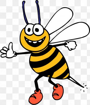 Bee - Bee The Pain U2013 When Will It End? Clip Art PNG
