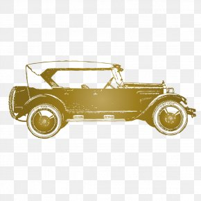 Classic Cars - Greeting Card Vintage Clothing Birthday Clip Art PNG