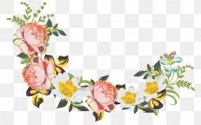 Cartoon Bouquets Of Flowers Photos,Hand-painted Cartoon Bouquet - Floral Design Nosegay Flower Bouquet PNG