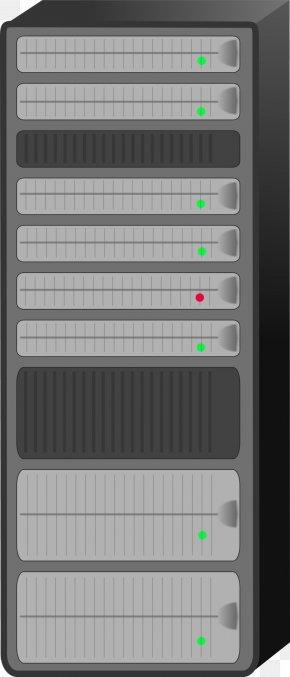 Server - Computer Servers 19-inch Rack Clip Art PNG