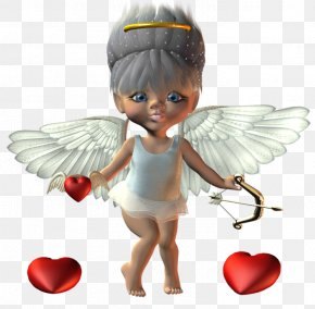 Cute 3D Cupid PNG Picture - Valentine's Day Cupid Scalable Vector Graphics Clip Art PNG