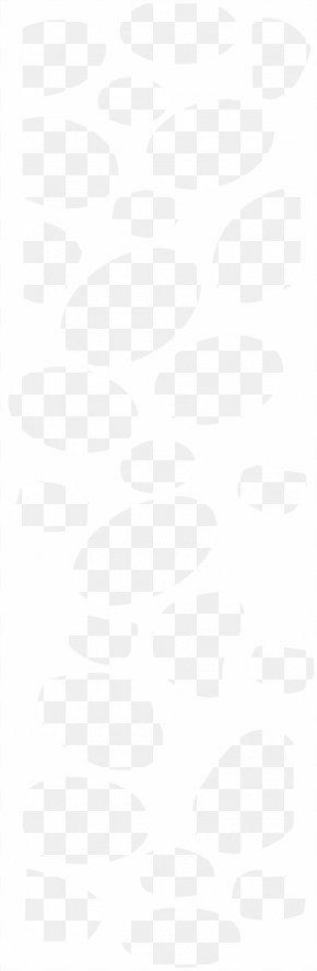 Decoration Hollow Pattern Shift Gate - White Black Area Pattern PNG