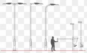 Street Light - Street Light Energy Line PNG