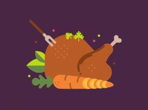 Elegant Thanksgiving Cliparts - Thanksgiving Holiday Harvest Festival Clip Art PNG