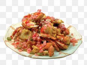 Kimchi Broken Crab Products In Kind - Crab Taco Food Download PNG