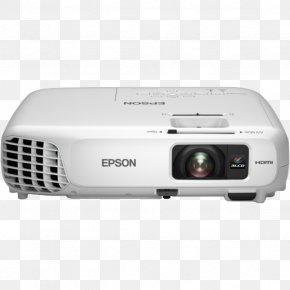 Projector - Multimedia Projectors Epson 3LCD XGA PNG