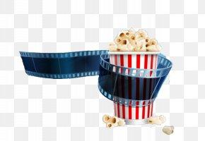 Cinema Popcorn - Discount Theater Cinema Film 4K Resolution PNG