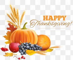 Happy Thanksgiving Decor - Thanksgiving Clip Art PNG