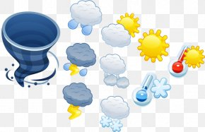 Weather Label - Weather Icon PNG