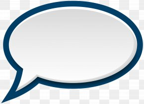 Speech Bubble White Blue Clip Art Image - Alt Attribute Brand Facebook Maintenance, Repair And Operations PNG
