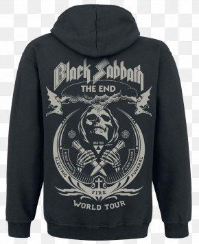 T-shirt - T-shirt Black Sabbath The End: Live In Birmingham Artist PNG