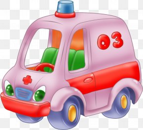 Ambulance - Toy Airplane Clip Art PNG