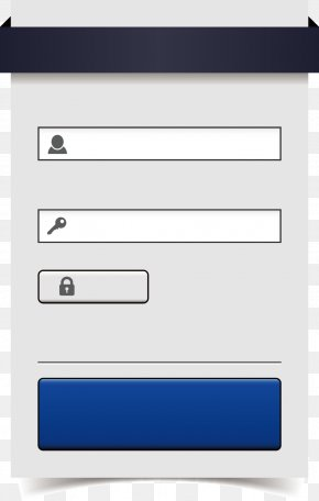 Login Box - Download Google Images Login Computer File PNG