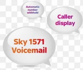 Comparison Shopping Website - Sky Organization Logo Telephone PNG