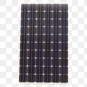 Solar Panel - Solar Panels Photovoltaics Monocrystalline Silicon Solar Power Solar Energy PNG