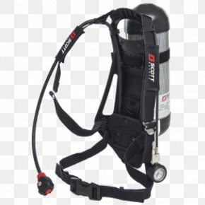Scott Safety - Self-contained Breathing Apparatus Respirator 3M Scott Fire & Safety Firefighting Personal Protective Equipment PNG