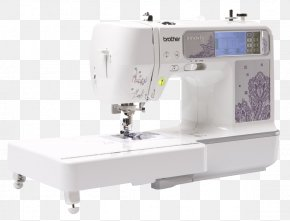 Sewing Machine - Brother Industries Machine Embroidery Sewing Machines Stitch PNG