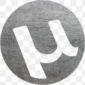 Leather Logo - µTorrent Torrent File Download Computer Software PNG