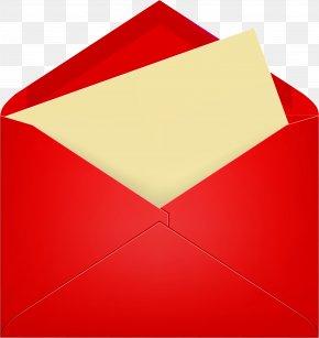 Envelope - Envelope Paper Mail Clip Art PNG