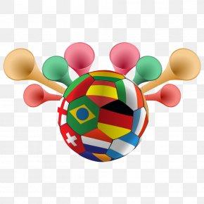 Football - 2014 FIFA World Cup Football Vecteur PNG